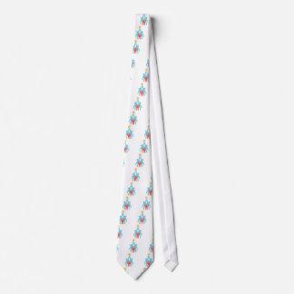 Reach for your dreams neck tie