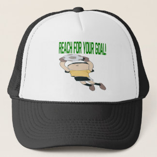 Reach For Your Goal Trucker Hat