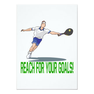 Reach For Your Goals Card