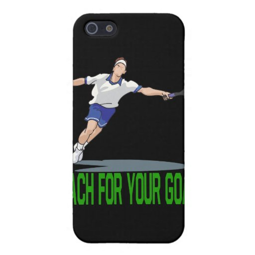 Reach For Your Goals Case For iPhone 5