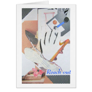 Reach Out Greeting Cards