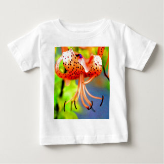 Reach out for love   summer flowers shirts
