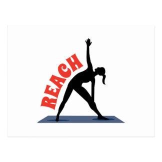 Reach Postcard