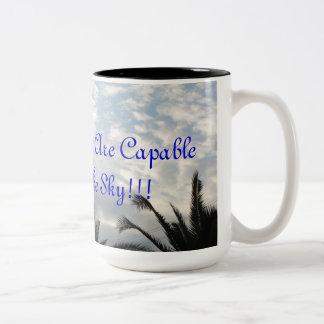Reach The Sky Mug