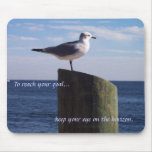 Reach your goal  by TDGallery Mouse Mat