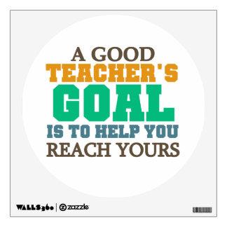 Reach Your Goals Wall Decor
