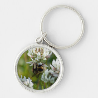 Reaching for Pollen; No Text Keychain