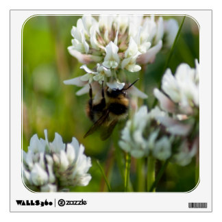 Reaching for Pollen; No Text Wall Decal