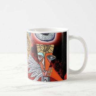 reaching for raven 74 mug