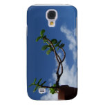 Reaching for sky small portulacaria bonsai samsung galaxy s4 cover