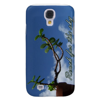 Reaching for sky small portulacaria bonsai copy.jp samsung galaxy s4 cover