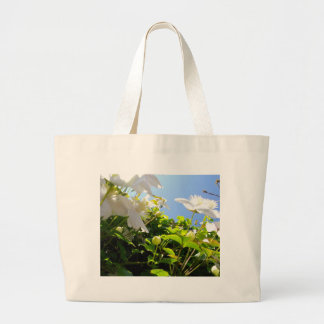REACHING FOR THE SKY I TOTE BAG
