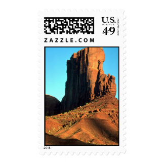 Reaching for the sky, Monument Valley Postage Stamps