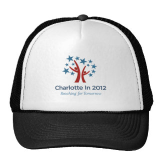 Reaching for Tomorrow Hats