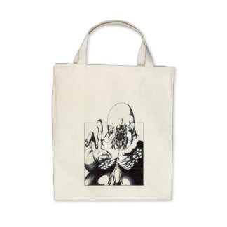 Reaching Out Canvas Bags