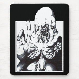 Reaching Out Mouse Pad