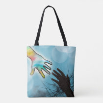 Reaching Out Tote