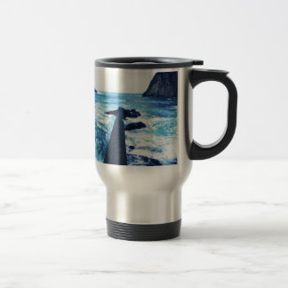 Reaching the Sea Mug