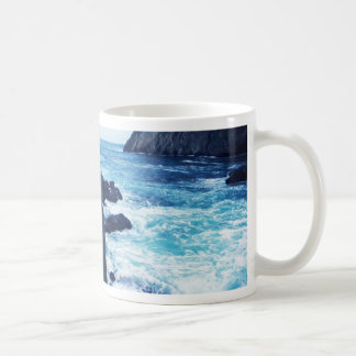 Reaching the Sea Coffee Mugs