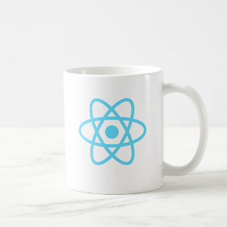 React js Stickers, Mugs,  T-shirts and much more Coffee Mug