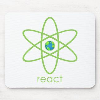 React Mouse Pad
