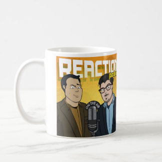 Reaction Podcast - White 11 oz Classic White Mug