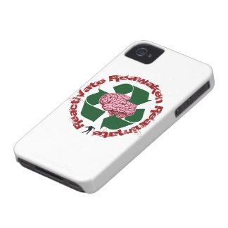 Reactivate Reawaken Reanimate iPhone 4 Case