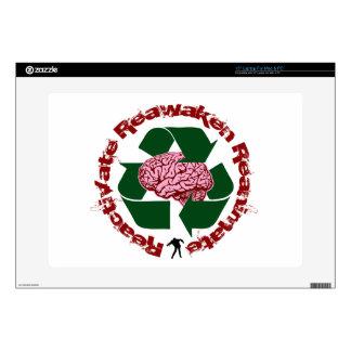 Reactivate Reawaken Reanimate Laptop Decals