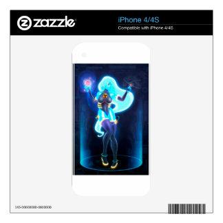 Reactor Core Skins Para eliPhone 4