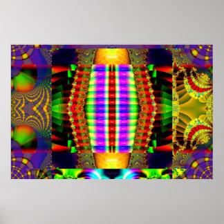 Reactor de fusión nano posters
