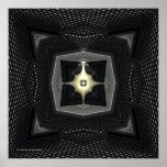 kaleidoscope, sci-fi, gothic, fantasy, dark art,
