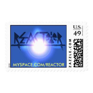 REACTOR STAMP 1