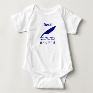 Read2 Baby Bodysuit