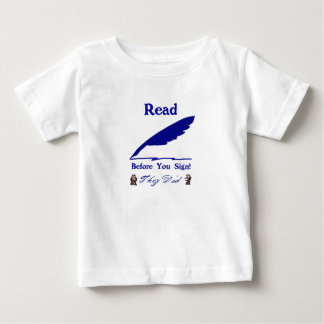 Read2 Baby T-Shirt