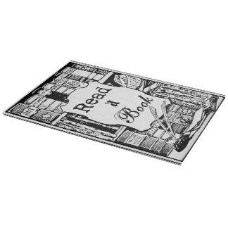 Read A Book Cutting Boards