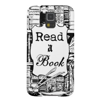 Read A Book Galaxy S5 Covers