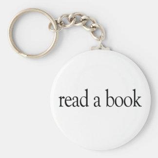 Read A Book Key Chains