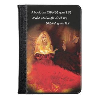 Read a Book! Kindle Fire HD/HDX Folio Case