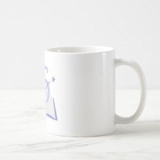 Read A Book Classic White Coffee Mug