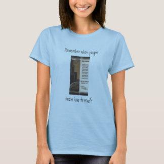 Read a book T-Shirt