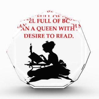 READ ACRYLIC AWARD