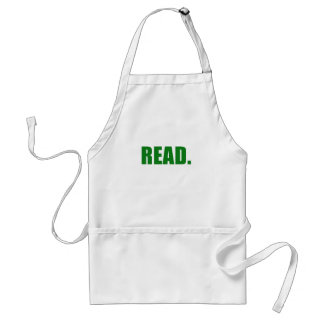 Read Adult Apron