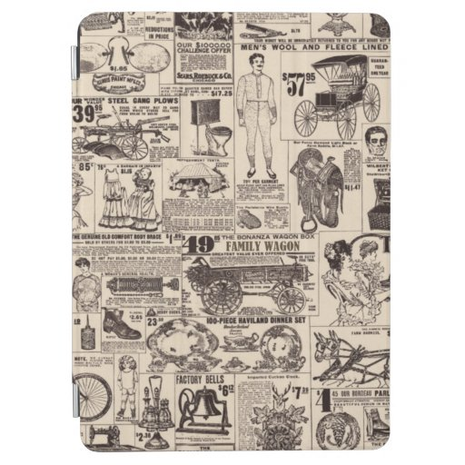 Read All About It iPad Air Cover