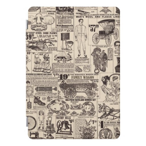 Read All About It iPad Pro Cover