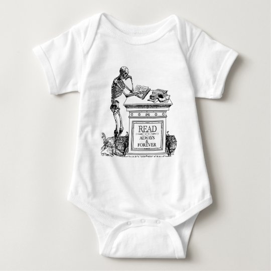 Read: Always and Forever Baby Bodysuit