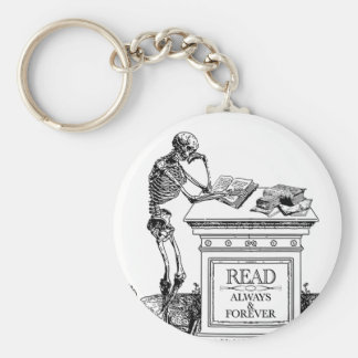Read: Always and Forever Keychain