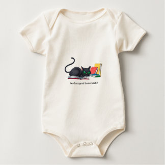 Read any good books lately? baby bodysuit