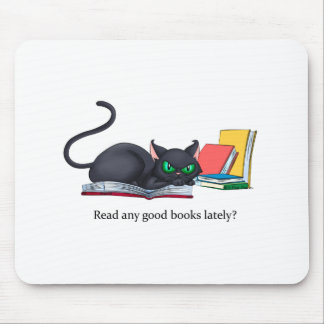 Read any good books lately? mouse pad