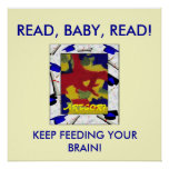 Read Baby Read Poster