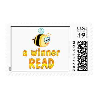 Read Be a Winner Stamp
